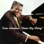"""Fats Domino альбом """"Doin My Thing"""""""
