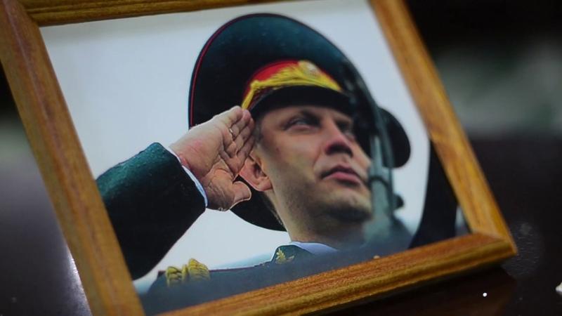А.В. Захарченко — Первый Глава Донецкой Народной Республики