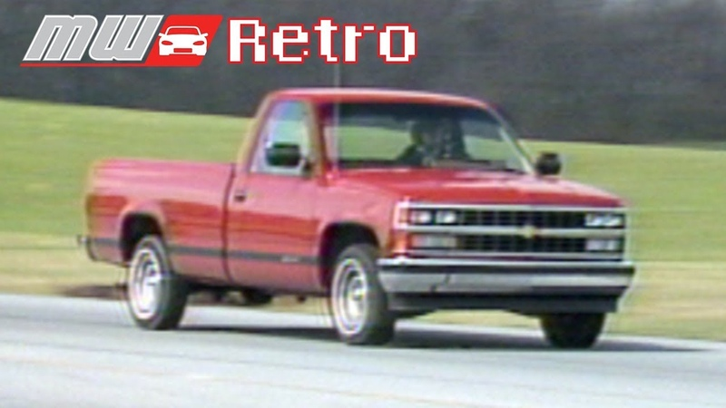 1988 Chevy Truck   Review