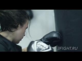 Фитнес тайский бокс для девушек JFight