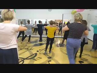 Женские техники в танго