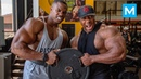 Muscle Monster - Shawn Rhoden (MR. OLYMPIA 18) | Muscle Madness
