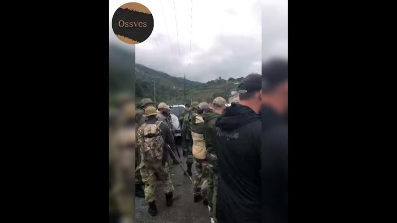 [OssVes] С поисков пропавшей в Осетии Марии Устюжаниновой 2