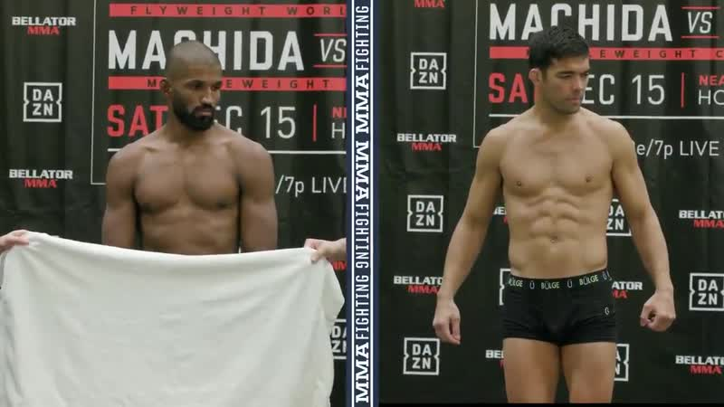 Former Bellator champ @RafaCarvalhomma missed weight for his Bellator213 co-main event bout with @LyotomMachidafw. The fight wil