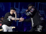 Eminem Brings Out 50 Cent at Coachella - Crowd Goes CRAZY!