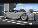 Nissan GT-R Black Edition LIBERTY WALK ZERO. 30. 30 Performance at Prestige Imports Miami