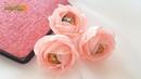 РОЗЫ ИЗ КОНФЕТ ☆ Розы из гофрированной бумаги ☆ Букет из конфет ☆ Diy ☆СВОИМИ РУКАМИ