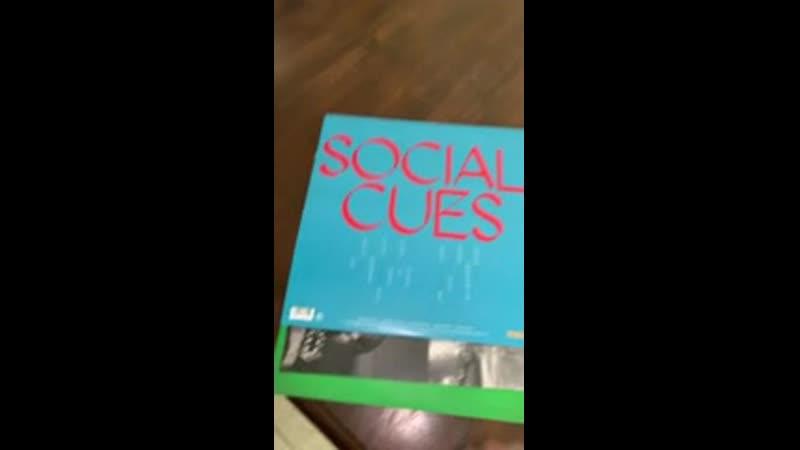 Social Cues Indie Record Store Exclusive Green Vinyl