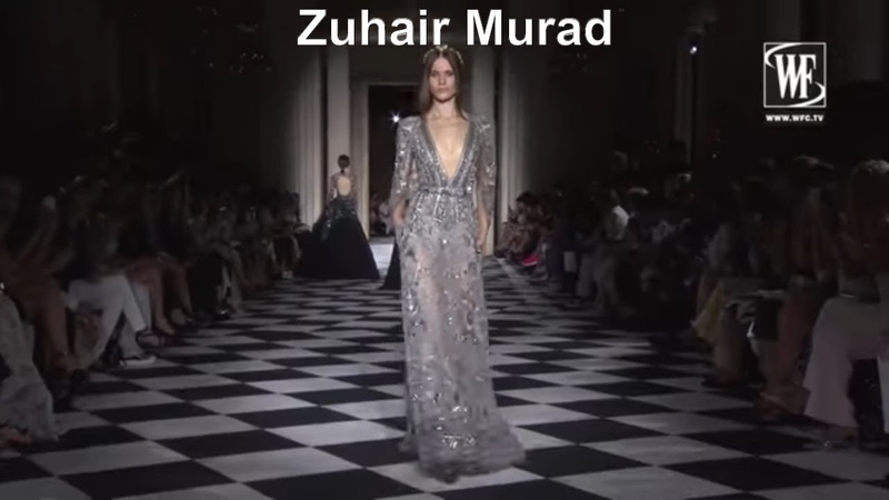 Zuhair Murad Haute Couture Fall Winter 18 19