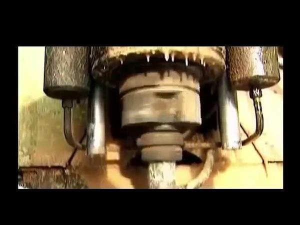 Кольская скважина 1970 год Звуки из Ада глубина 12 262 метра дорога в Ад