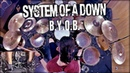 SYSTEM OF A DOWN - BYOB | DRUM COVER | PEDRO TINELLO