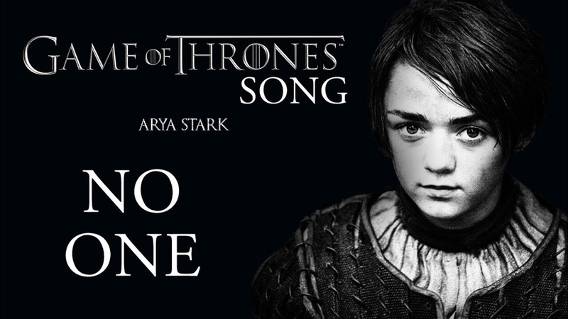 GAME OF THRONES ARYA STARK SONG - No One by Miracle Of Sound Ft. Karliene (Folk/Ballad)