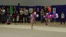 Художественная гимнастика дети Ковалевская Мира