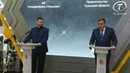 Алексей Дюмин подписал соглашение о сотрудничестве с АО Птицефабрика «Тульская»