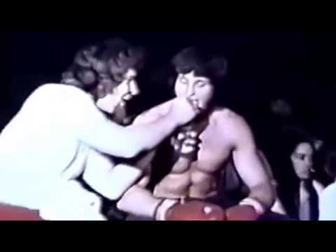 Joe Lewis VS Wally Slocky KickBoxing
