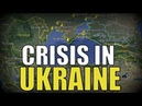 🔴 Ukraine Declares Martial Law in March to War with Russia