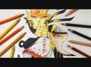 Naruto Shippuuden OST Naruto Bijuu Mode Kyuubi Hokage Evolution Naruto Junkyousha Martyr Theneme