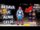 BEDAVA UC ALMA GELDİ PUBG Mobile 2019 Ücretsiz Free UC