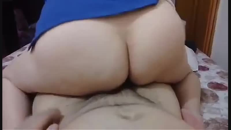 Turkish fat wife riding cock