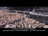 ONE OK ROCK - Never Let This Go (live)