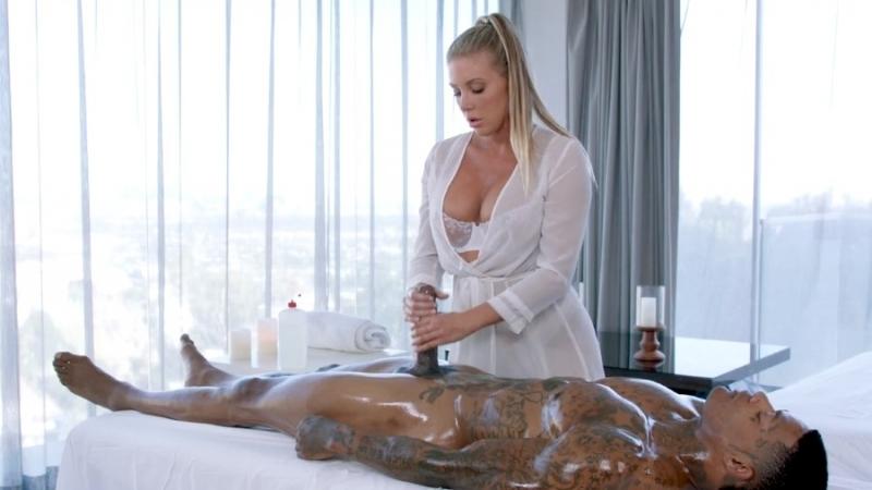 Samantha Saint / The Client List / Interracial Blonde Big Tits HD