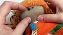 Как я делаю глазки куклам