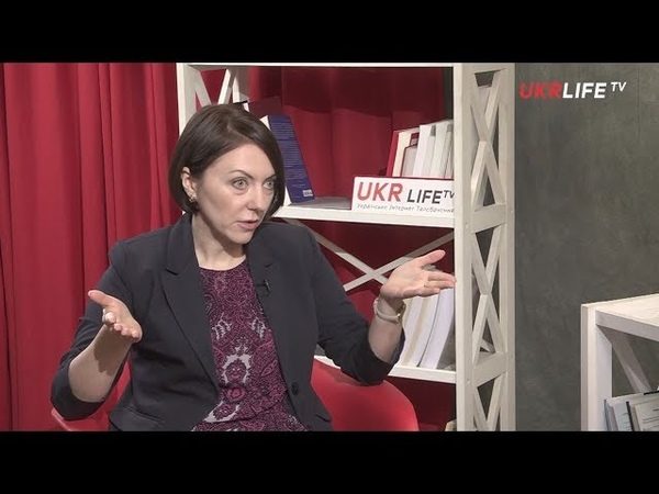 Я боюсь, що через війну на Донбасі Україна може стати цікава міжнародній злочинності, - Анна Маляр