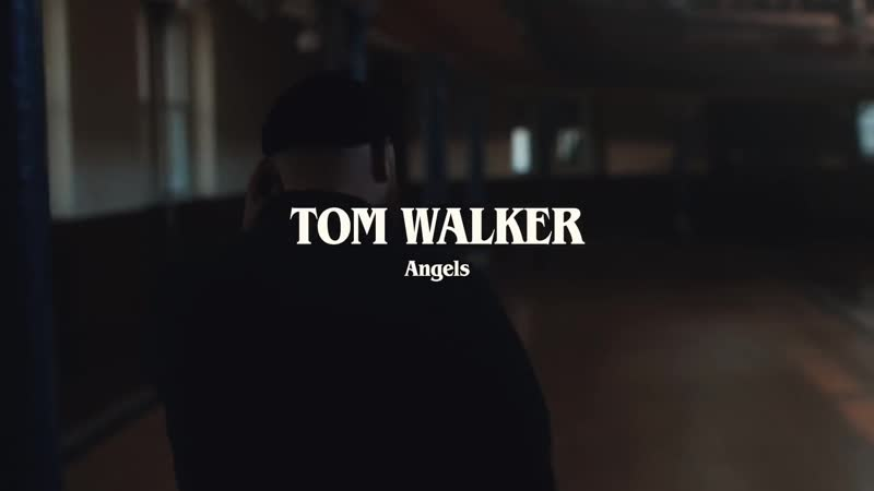 Tom Walker - Angels (Live) ¦ Vevo UK LIFT