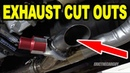 Exhaust Cut Outs Give Your Vehicle a Split Personality