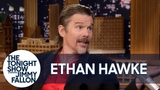 Jimmy Missed Out on Game of Thrones by Turning Down Ethan Hawke's Play