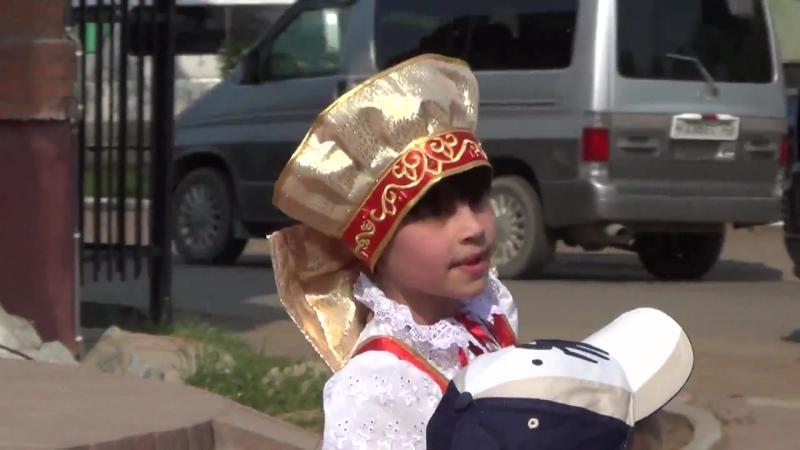 Сапожки русские. Диана Анкудинова, 8 лет, г. Арсеньев.