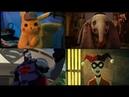 Четыре реакции на трейлеры - Покемон. Детектив Пикачу, Дамбо, Господство Суперменов, Харли Квинн