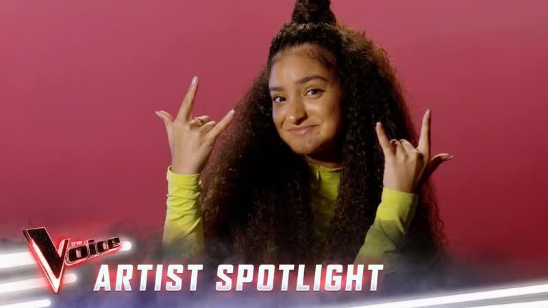 Artist Spotlight: Lara Dabbagh (The Voice Australia 2019)