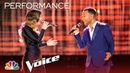 Maelyn Jarmon and John Legend Perform Nat King Cole s Unforgettable The Voice Live Finale 2019