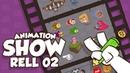 Animation showreel 02 ( вторая часть сборника анимации)