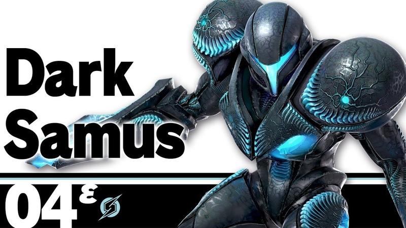 04ᵋ Тёмная Самус Super Smash Bros Ultimate