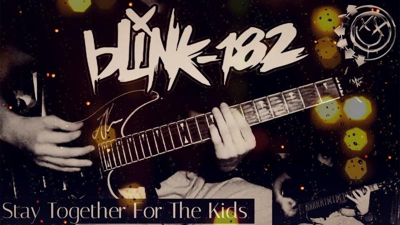 Blink 182 - Stay Together For The Kids | Ivan Diezel (Guitar Cover)