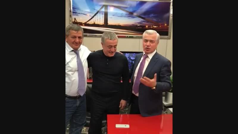 Арсен Фадзаев Абдулманап Нурмагомедов