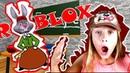 Приключения мульт героя в Roblox Побег из Школы 1 Сентября Games mit Hase