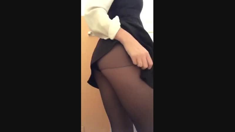 Школьница Перископ Слив Видео