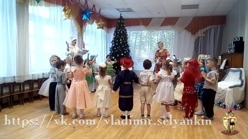 Новогодний утренник в дет.саду (25.12.2015)