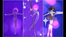 Sailor Outers Transformation Crystal SATURN PLUTO URANUS NEPTUNE