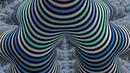 The Infinite Ocean II - Inverse Mandelbrot Fractal Zoom (8k 60fps)