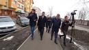 Тротуарная эпопея продолжается 📹 (Северодвинск)