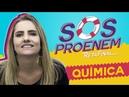 SOS ProEnem | Operação com Soluções e Funções Inorgânicas | Química | Prof. Caroline Azevedo