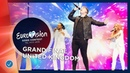 United Kingdom LIVE Michael Rice Bigger Than Us Grand Final Eurovision 2019
