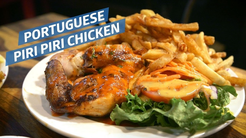 Has Portuguese Chicken Become the Thing to Eat in Montreal —Dining on a Dime