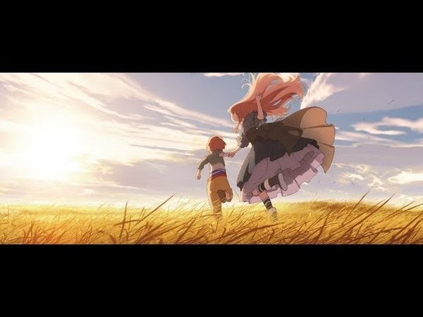 [TRAILER] Укрась прощальное утро цветами обещания Sayonara no Asa ni Yakusoku no Hana wo Kazarou