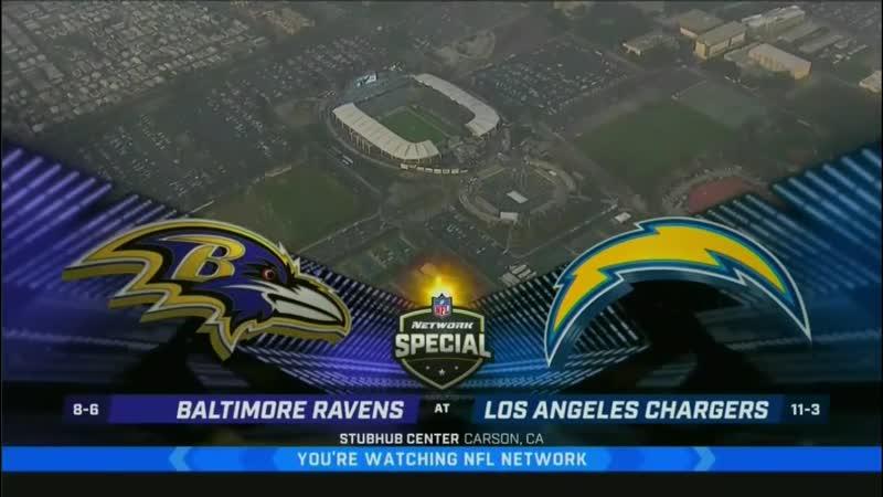 NFL Gameday Kickoff (NFL Network, 22.12.18 - 730 PM)