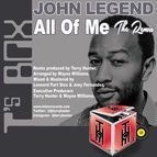 John Legend альбом All Of Me (The Remix)